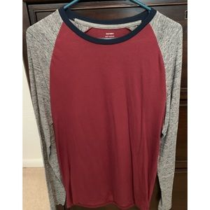 Soft Washed Long Sleeve Tee